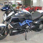Diavel MCA