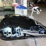 Tank Skull